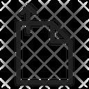 Export Upload Icon