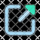 Arrow Send Share Icon