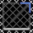 Export Arrow Share Icon