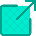 Export External Share Icon