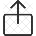 Export Shipping Import Icon