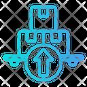 Export Import Arrow Icon