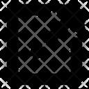 Export Arrow Import Icon