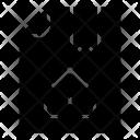 Export Bookmark Icon