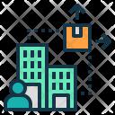 Export Broker Icon