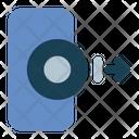 Data Output Disc Icon