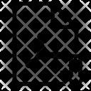 Export Pdf File Icon