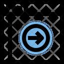 Export Webpage Icon