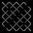 Black White Function Icon