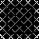 Exposure Compensation Adjustment Icon