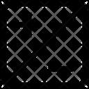 Exposure Compensation Minus Icon