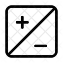 Exposure compensation Icon
