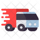 Mexpress Shipping Expree Delivery Fast Delivery Icon