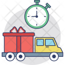 Express Delivery Fast Icon