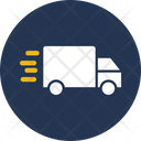 Express Delivery Express Shipping Truck Icon