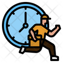 Express Delivery Fast Delivery Time Icon