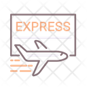 Express Shipping Icon