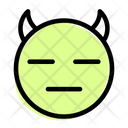 Expressionless Devil Icon