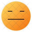 Expressionless Face Emoji Face Icon