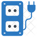Extension Adapter Connector Icon