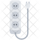 Power Strip Electrician Icon