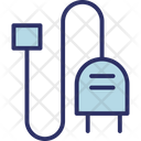 Extension Cord Extension Lead Line Cord Icon