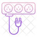 Gextension Cord Icon