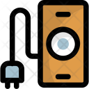Extension Cord Adapter Icon