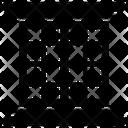 Exterior Shutter Plantation Shutter Louver Icon