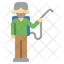 Exterminator Professions Professions And Jobs Icon