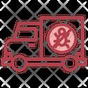 Exterminator Truck Icon
