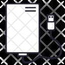 External Storage Data Icon