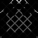 External Arrow Attach Icon