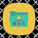 External Folder Link Icon