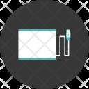 External Harddisk Usb Icon