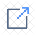 External Link Share Icon