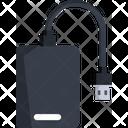 External Memory Ecternal Memory External Hard Disk Icon