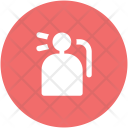 Extinguisher Fire Protection Icon