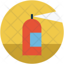 Extinguisher Fire Flame Icon