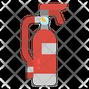 Extinguisher Fire Emergency Icon