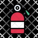 Cylinder Extinguisher Safety Icon