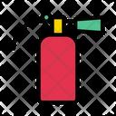 Extinguisher Cylinder Sand Icon