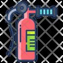 Extinguisher Exitinguisher Firefighting Icon