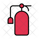 Extinguisher Fire Safety Icon