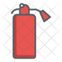 Extinguisher Protection Fire Icon