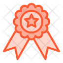 Quality Premium Medal Icon