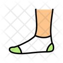 Extra Low Sock Icon
