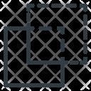 Extract Front Minus Icon