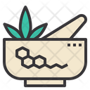 Extraction Drug Herb Icon