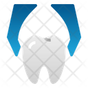 Extraction Tooth Dental Icon